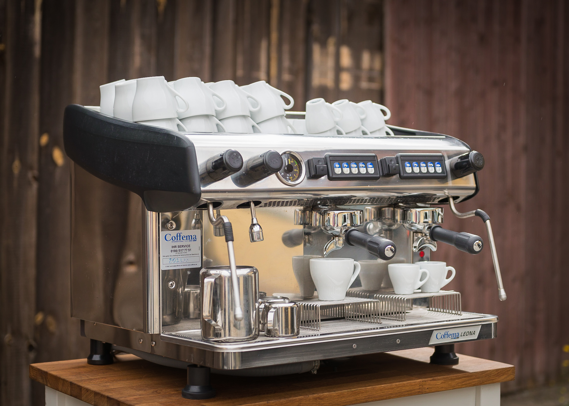 Tresenwerk.de - Mobile Barcatering mit Kaffeecatering