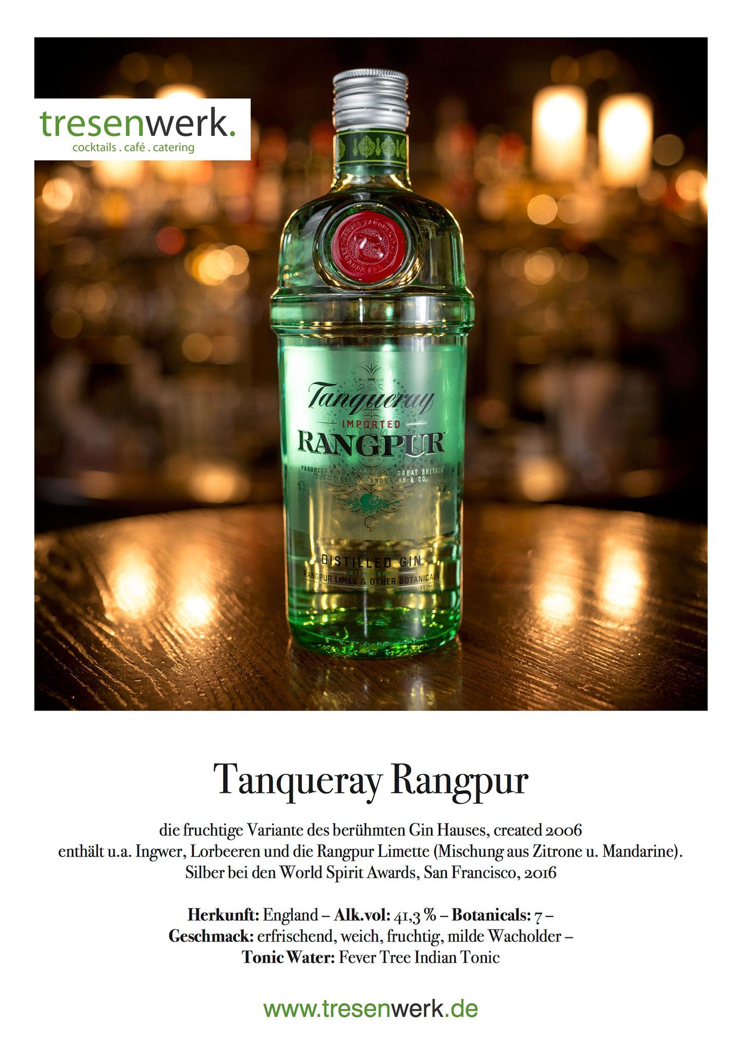 Tanqueray-Rangpur